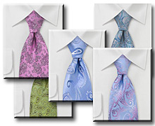PaisleyPre Overview on Fashionable Men's tie