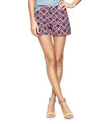 Sassy Style with Printed Shorts Sassy Style with Printed Shorts