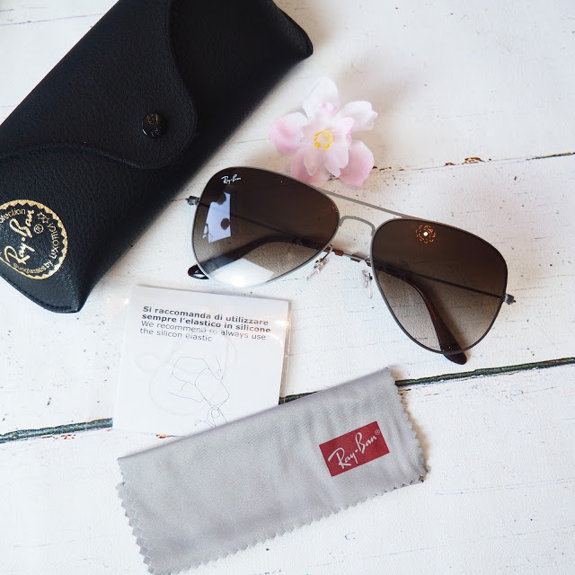 Ray Ban 3513 Aviator Flat Metal Gunmetal Taking your Ray Ban's Aboard: The Top Three Luxury Destinations